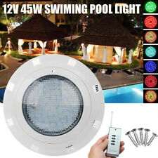 Remote Control LED RGB Swimming Pool SPA Bright  Underwater Landscape
