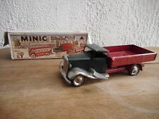 TRIANG MINIC MINIC Camion benne  TRIANG; MINIC