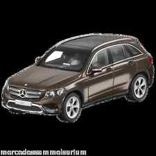 Mercedes Benz X 253 GLC 2015 Citrinbraun 1:43 new orignal packaging
