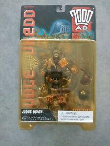 2000AD Judge Death Dredd action figure