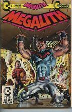 Megalith 1989 series # 1 near mint comic book