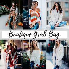 Boutique Bulk Clothing Grab Bag Lot Tops Dress Bottoms Skirts