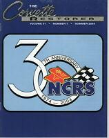 NCRS 30th Anniversary 1974 - 2004 - The Corvette's Restorer Vol 31, # 1, Summer