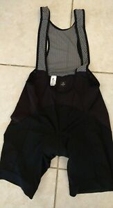Hincapie Cycling Bib Shorts - Size 2xl Black/Gray