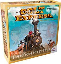 Asmodee - jeux de Société Colt Express GSS Version Lucoex01frn