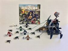 Lego Bionicle Playsets Visorak Battle Ram 8757 Complete w Manual, No Box