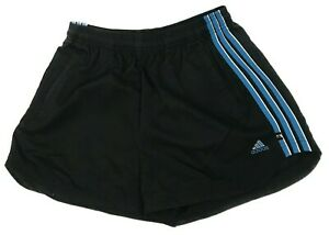 Ladies Adidas 3 Stripe Shorts. Running, Fitness, Aerobics. Brand New. Size 12-14