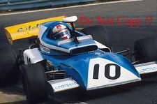 Rolf stommelen Eifelland type 21 french grand prix 1972 photo