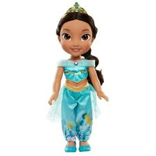 Disney My First Toddler Princess Jasmine Doll 35cm Figure Model Aladdin Kids Toy