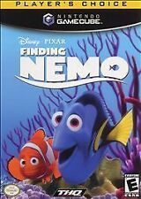 NINTENDO GAMECUBE - DISNEY'S FINDING NEMO VIDEO GAME - GREAT FOR KIDS & ADULTS