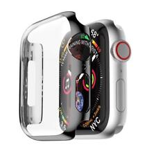 For Apple Watch Series 4 44MM Full Body Cover Snap On Case + Screen Protector