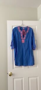 Lilly Pulitzer Swim Cover Up Size Small