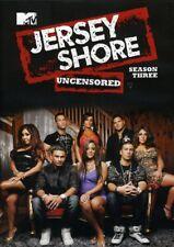 Jersey Shore: Season Three [New DVD] Full Frame, Dolby