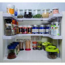 Gewürzregal variabel Küchenregal, Gewürzständer, Ordnung, Aufbewahrung