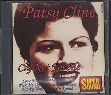 PATSY Cline Cry No More cd