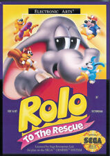 ## SEGA Genesis - Rolo to the Rescue (US Mega Drive Spiel) ##