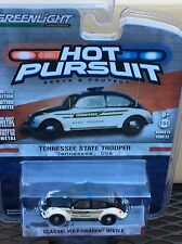 Greenlight  Hot Pursuit  Classic Volkswagen Beetle Tennessee State Trooper