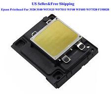 Epson Printhead For 3520 3540 WF3520 WF7010 WF40 WF600 WF7520 F190020 Printer US