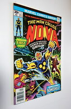 NOVA #1 NM MINT 9.8  NOVA ORIGIN & 1ST APPEARANCE BUSCEMA ART 1976 MEGA KEY *CGC