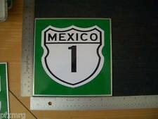 MEXICO HIGHWAY ROAD Novelty Sign 1 coast pch cabo san lucas license plate car