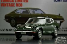 [TOMICA LIMITED VINTAGE NEO LV-N41c 1/64] NISSAN FAIRLADY Z-L 2by2 1977 (Green)