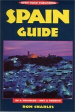 Excellent, Spain Guide (Open Road's Best of Spain), Charles, Ron, Book