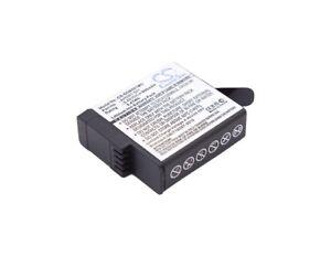 Battery For GoPro 601-10197-00, AABAT-001, AABAT-001-AS, ASST1, CHDHX-501, Hero