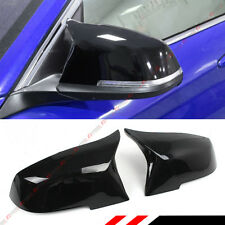 For 2013-18 BMW F30 Sedan Painted Blk Direct Replacement M3 Style Mirror Covers