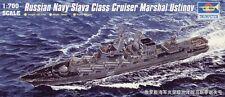 Trumpeter 1/700 Russian NAVY Slava Class Cruiser Marshal Ustinov #5722 #05722