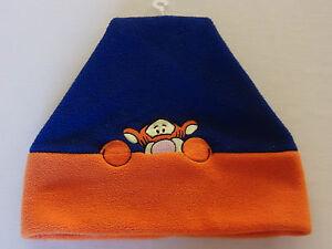 Disney Tigger friend of Winnie the Pooh Fleece Hat Boy Child