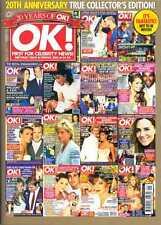 OK! Magazine 20th Anniversary,Kate Middleton,Princess Diana,Michael Jackson NEW