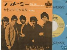 "ROLLING STONES ""TELL ME"" JAPAN 1964"