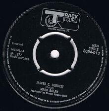MARC BOLAN Jasper C Debussy Track 2094 013 Rare 45 !!!!