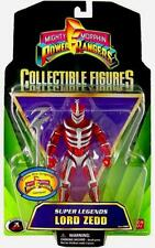 """Mighty Morphin Power Rangers Super Legends 5"""" Lord Zedd New Factory Sealed"""