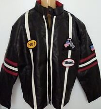 LEATHER SPEEDWAY RACING JACKET 2XL
