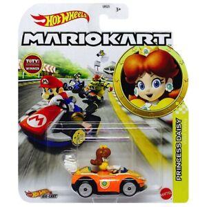 Hot Wheels Mario Kart - Princess Daisy (Wild Wing)