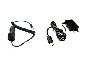 For Kyocera DuraXE Epic (E4830) Wall Home Travel + Car Charger Type C