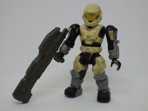 Figurine MEGA Block Mēga Construx Halo Master 2in lego Soldier White