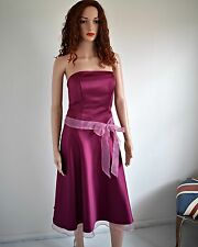 Alfred Angelo Plum Cocktail / Formal Dress - Size 10