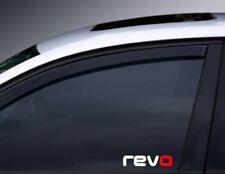 2psc Revo Ventanas de Coche Adhesivo para Volkswagen VW Golf 6 7 MK3 MK4 MK5 MK6 MK7 TDI