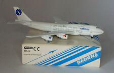 Schabak Boeing 747-329 SABENA 1st versión en 1:600 Escala