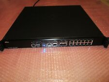 "Dell SONICWALL NSA 3600 Security Appliance firewall"" 1rk26-0a2"""