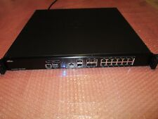 "Dell SonicWALL NSA 3600 Security Appliance Firewall ""1RK26-0A2"""