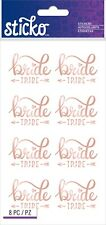 Sticko Classic Stickers-Bride Tribe