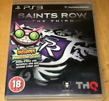 Saints Row: The Third - Limited Edition (PS3), Very Good PlayStation 3,V-Good