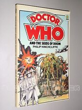 Doctor Who and the Seeds of Doom (Target books)