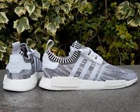 "BNWB Adidas Originals ® NMD R1 Primeknit "" Glitch Camo Pack"" Trainers UK Size 10"