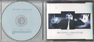 Mike Oldfield  CD-SINGLE  MAN IN THE RAIN  ©  1998