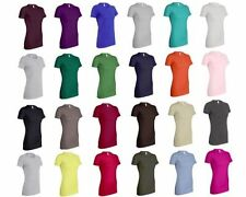 Bella M Regular Size Basic Tees for Women