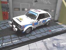 TALBOT Sunbeam Lotus Rallye Gr.2 WM Brazil 1981 Win Frequelin IXO Altaya S 1:43